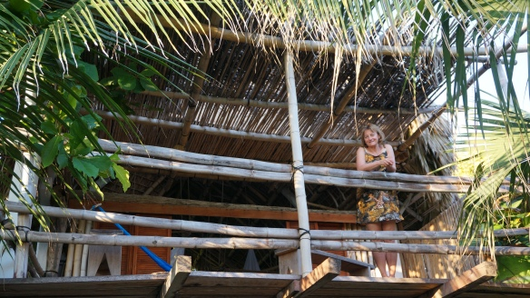 It is actually hard to get Vivian and Wilson out of their treehouse ….
