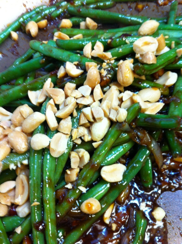 Szechuan Green Beans - fresh, tasty and delicious