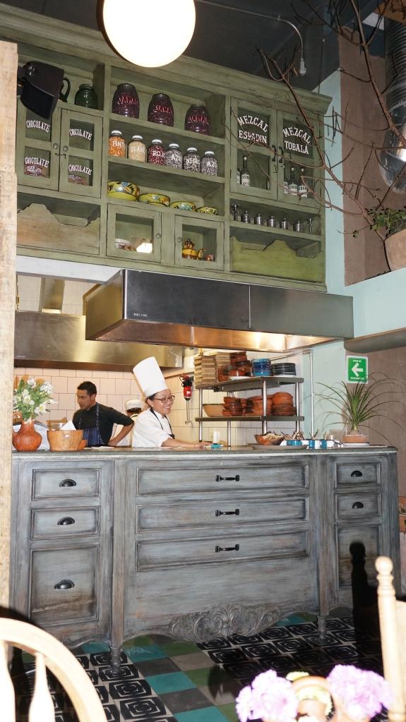 Yuban Restaurant - absolutely fabulous Oaxacan cuisine.