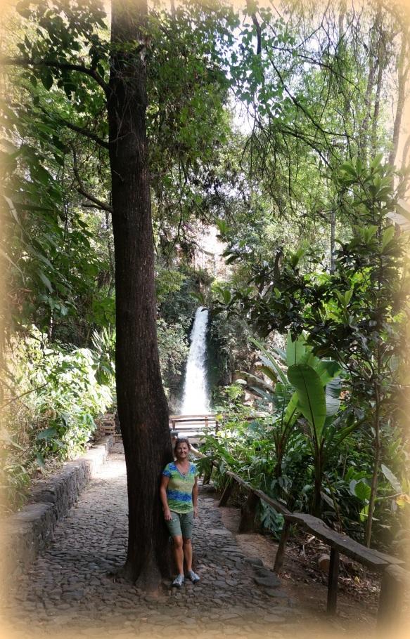 Kathy @ el Parque National