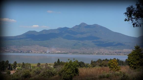 Lake Patzcuaro from Tzintzuntzan