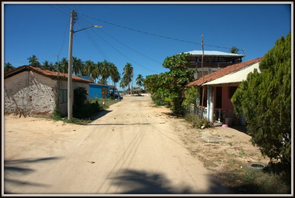 From Villas Tuparaiso we would walk the main drag to pick up vegetables, fresh seafood or chicken …. pretty easy to find anything you want within this little stretch.