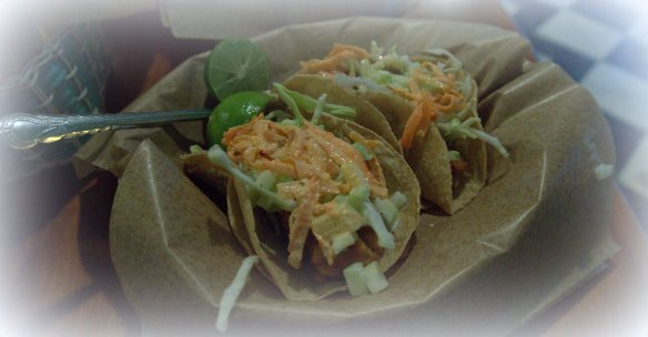 And - the tacos.  Absolutely delicious.