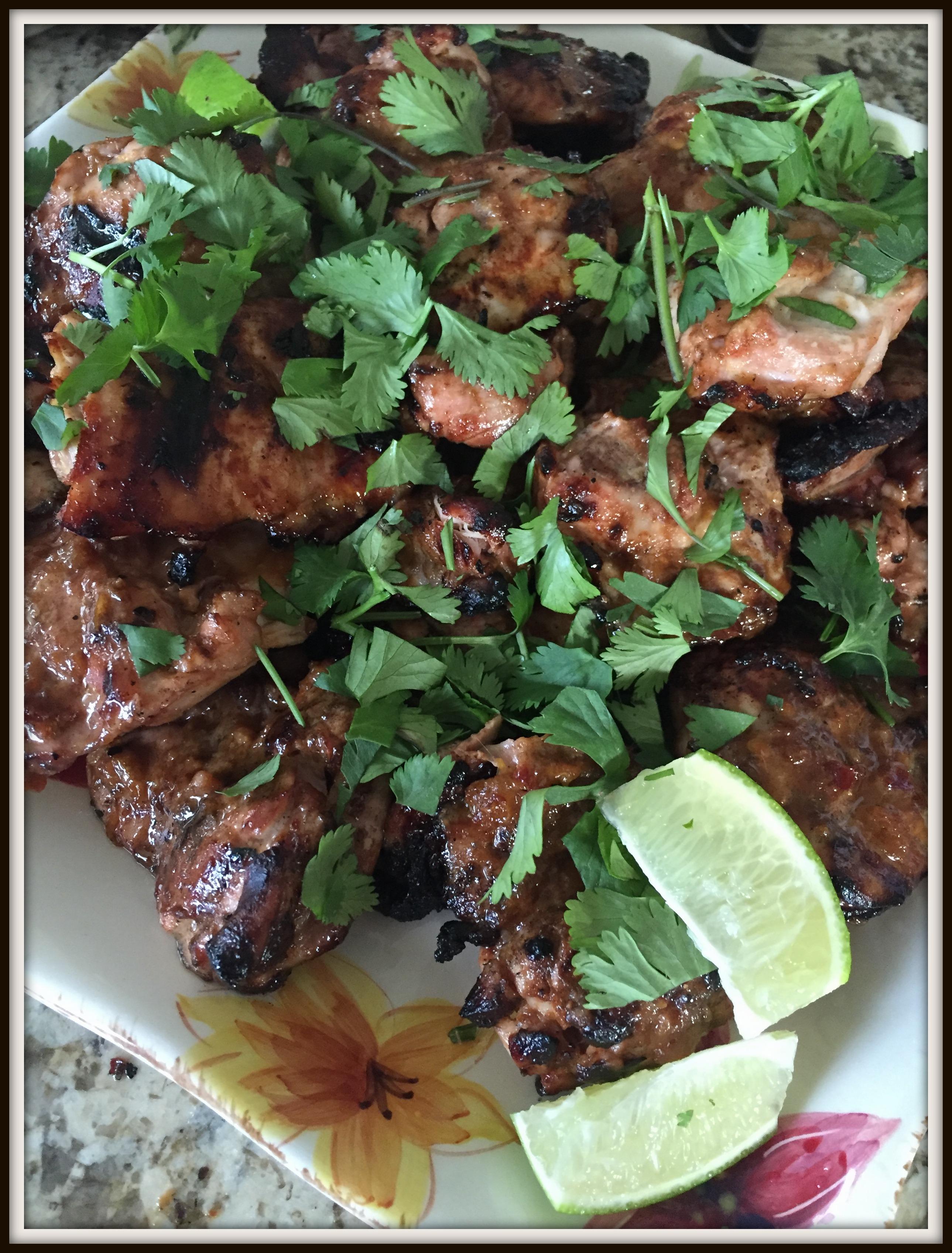 Asian Marinade for Chicken or Pork