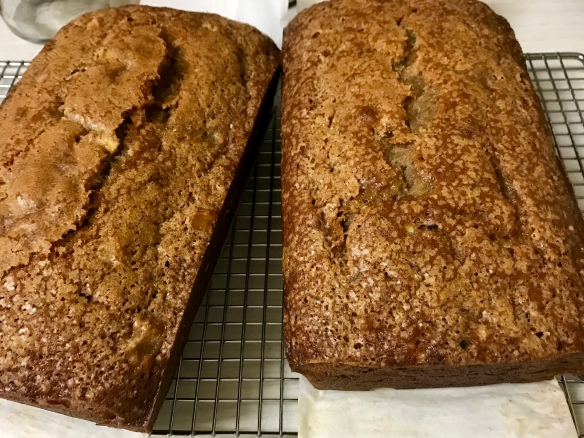 banana apple orange loaf