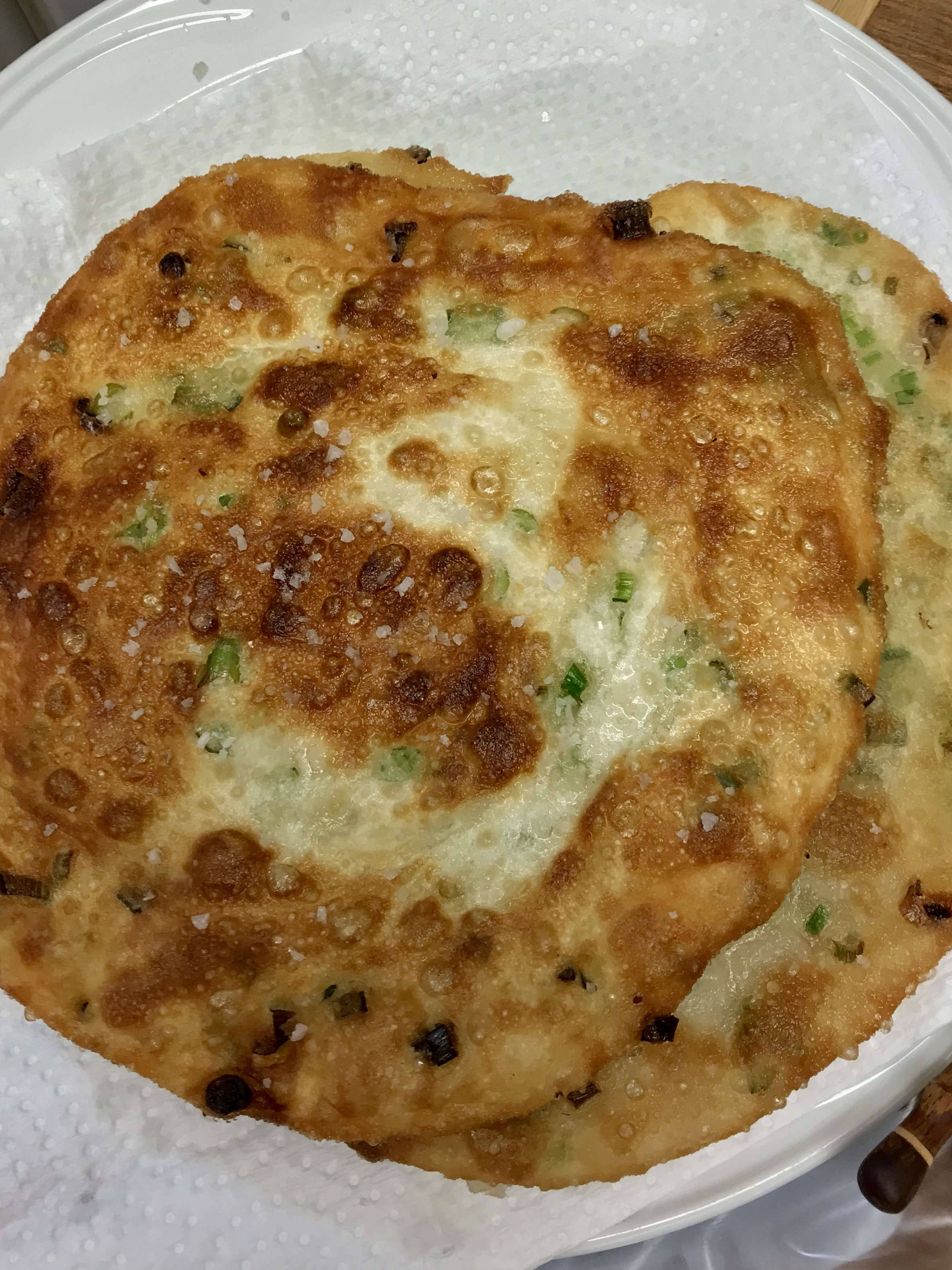 Scallion Pancake 8