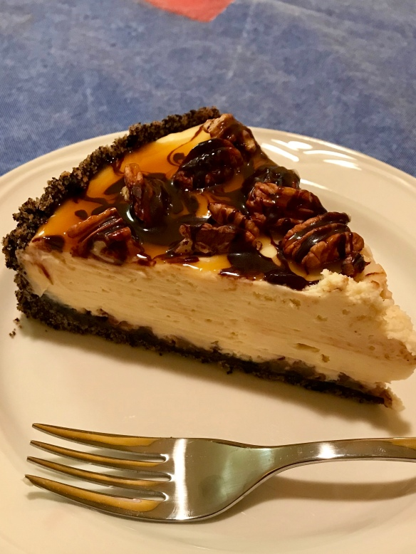 turtle cheesecake 5