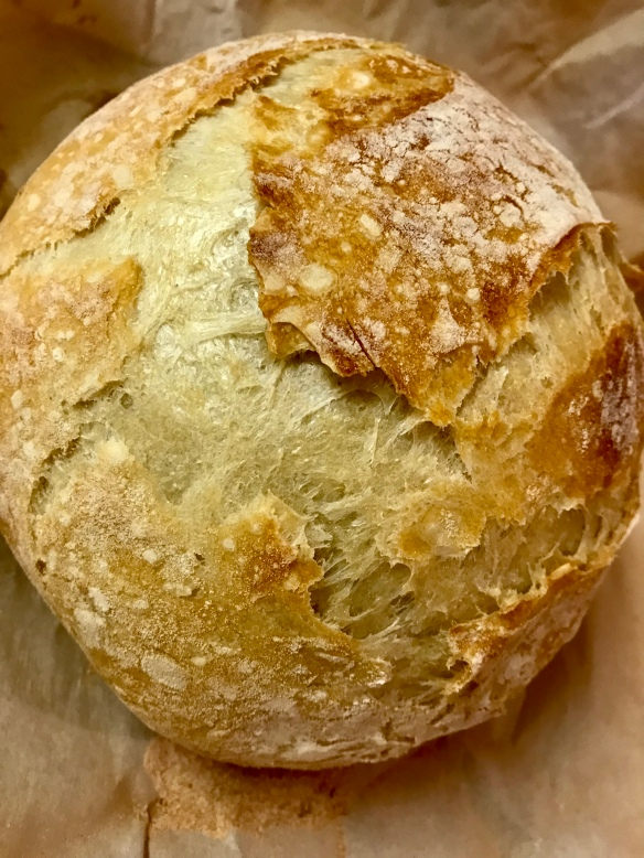 No Knead bread 5