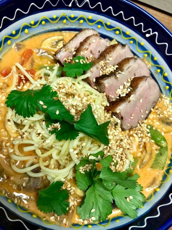 Thai duck curry 2