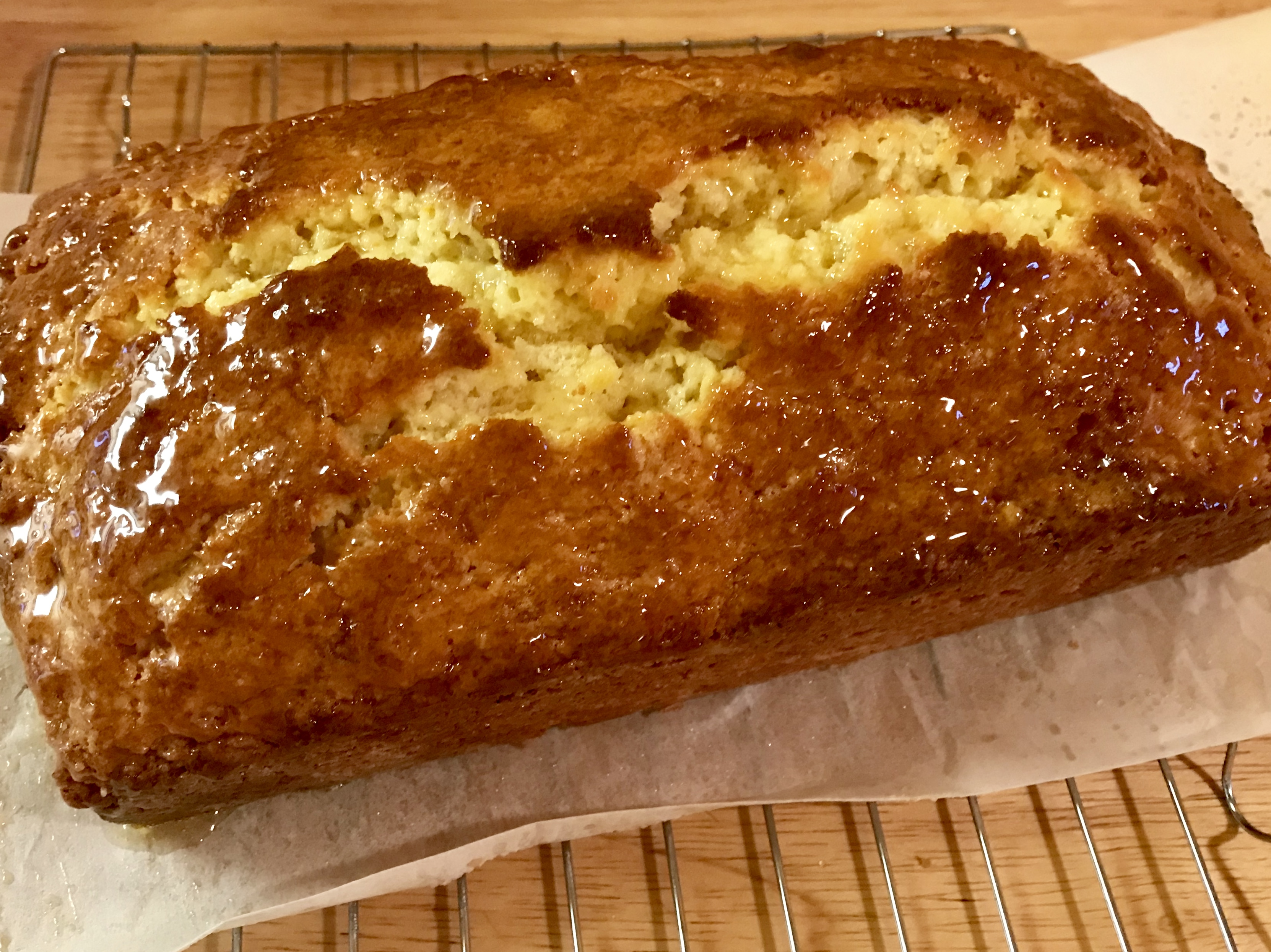 Citrus loaf 5