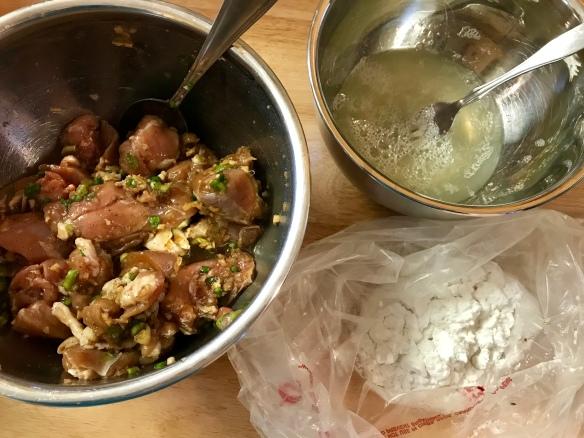 Taiwanese chicken 3