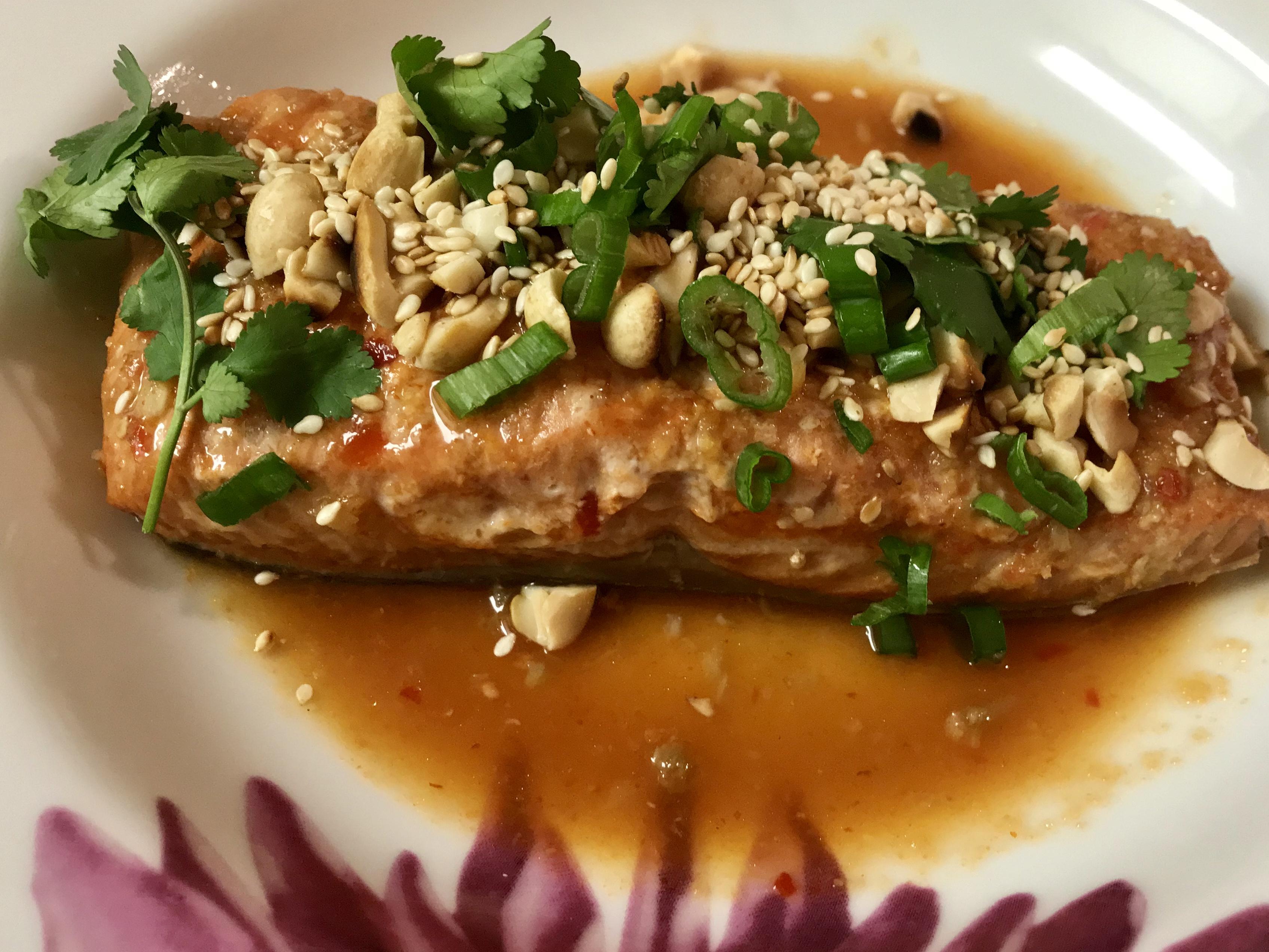 Thai Salmon 4