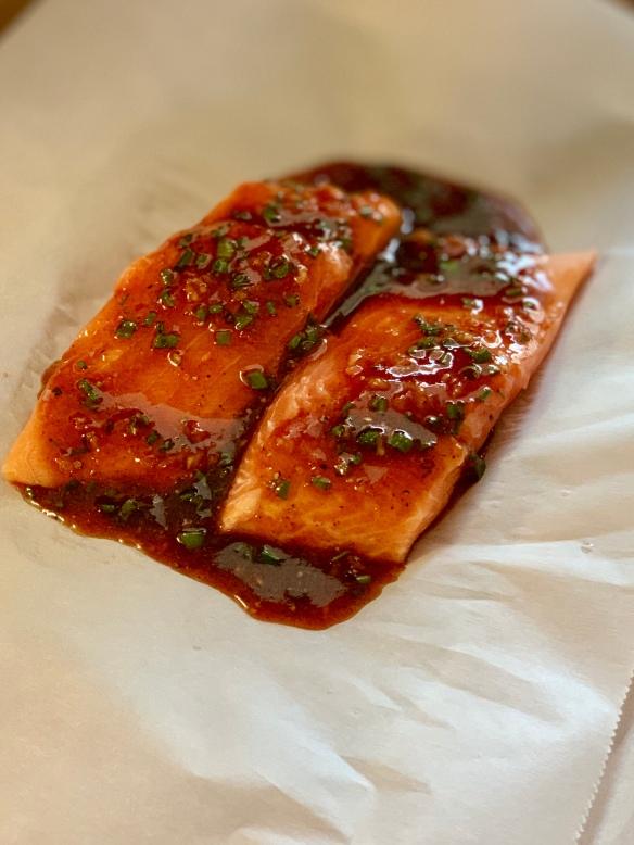 Asian Salmon 2