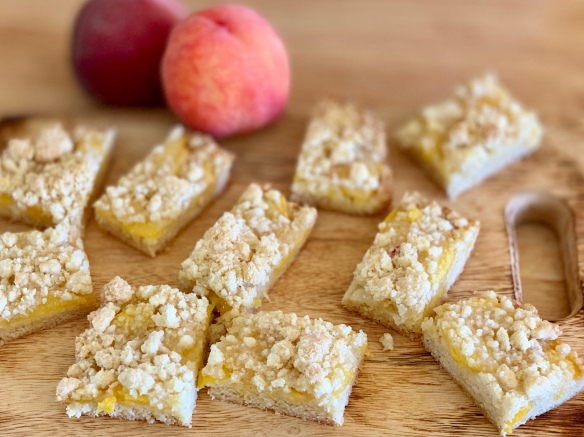 Peach Shortbread 6