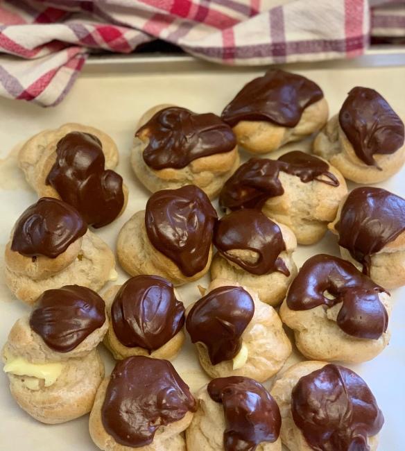Cream Puffs 3