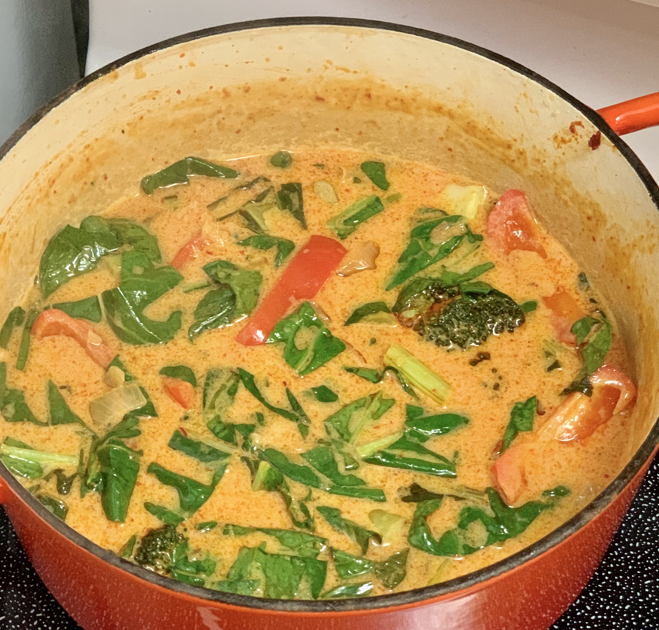 thai halibut curry 2