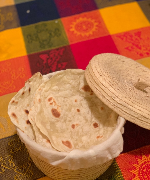Flour tortillas 1