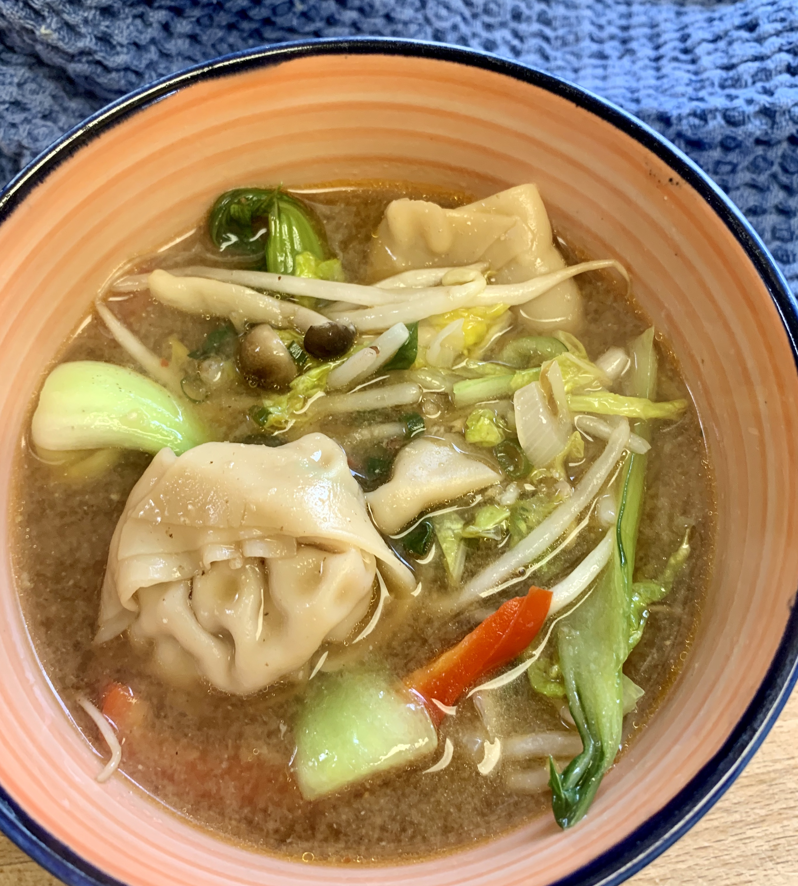 Wonton Soup 4
