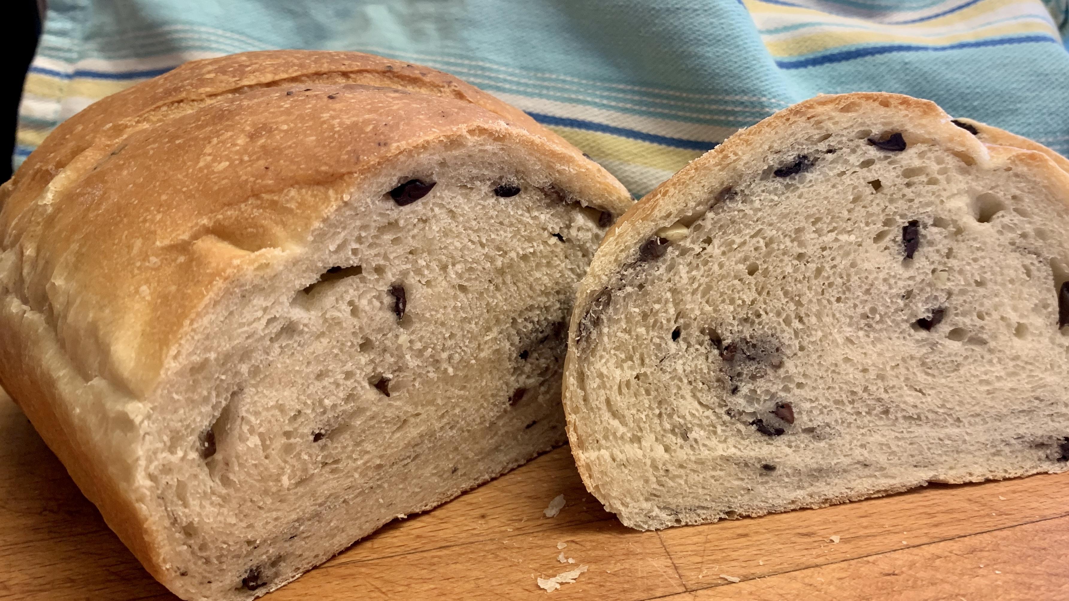olive loaf 6
