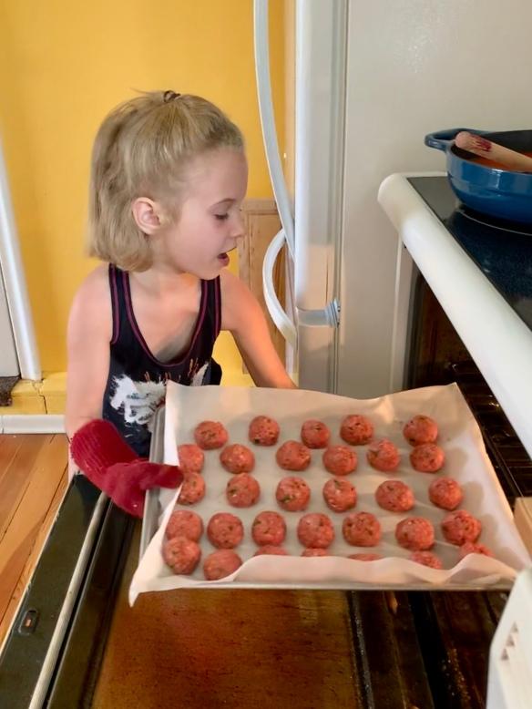 Stella's meatballs